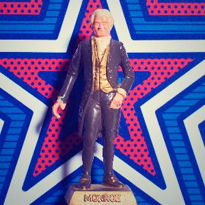 James Monroe: The Forrest Gump of presidents