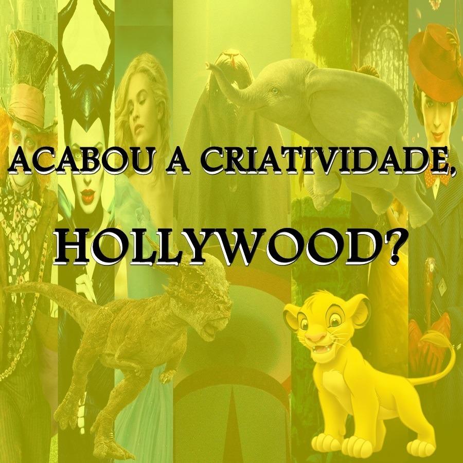 UaiCast - Acabou a criatividade, Hollywood?