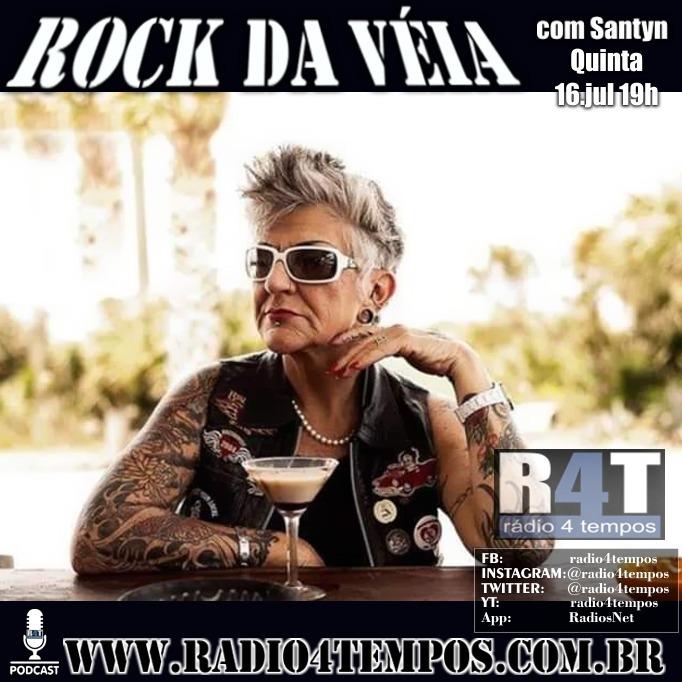 Rádio 4 Tempos - Rock da Véia 77:Rádio 4 Tempos
