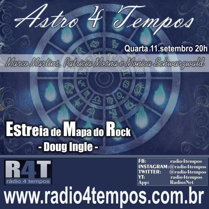 Rádio 4 Tempos - Astro 4 Tempos 15:Rádio 4 Tempos