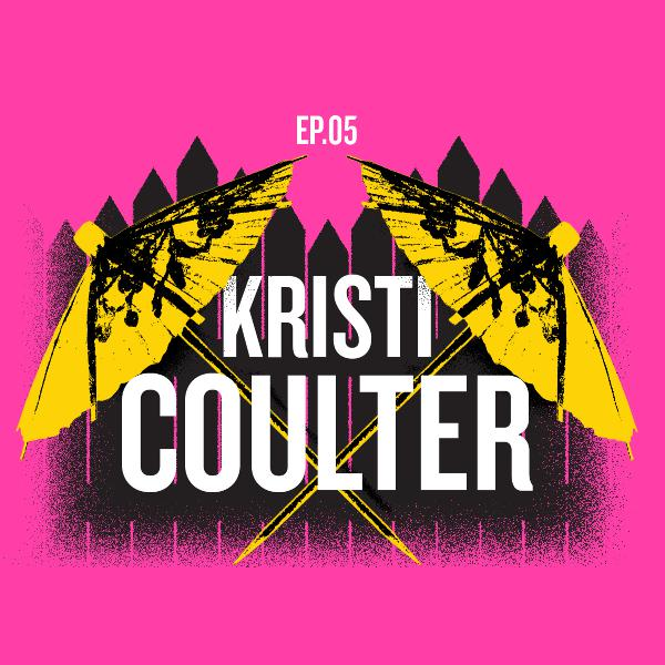 "Kristi Coulter: ""Enjoli"""