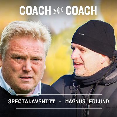 #27 Specialavsnitt om samspelet mellan Head Coach och Ass Coach. Gäst Magnus Edlund