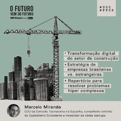 #FFS02E08 - Marcelo Miranda: Transformação digital no setor de construção