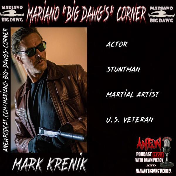 Exclusive Interview with Mark Krenik