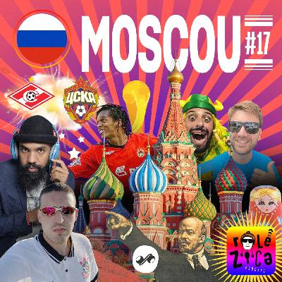 Moscou: dente quebrado, namoro improvável e muita ressaca de vodka