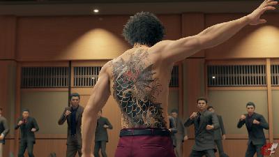 Yakuza 7 - Like a Dragon Test