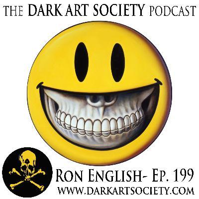 Ron English- Ep. 199