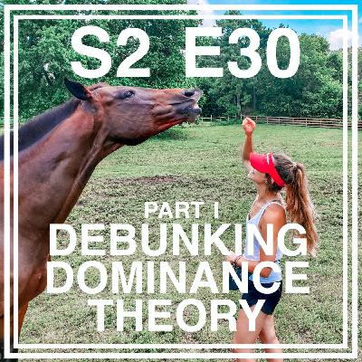 30 || Debunking Dominance Theory in Horses — Part I