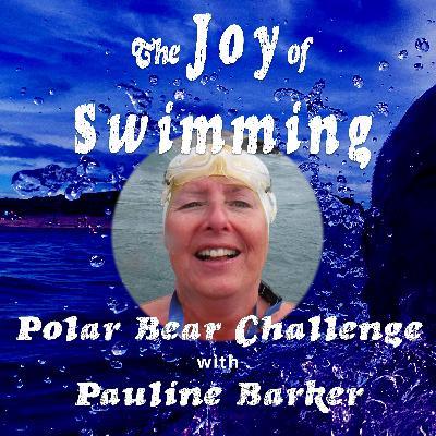 Pauline Barker - Mama Bear - and the annual Polar Bear Challenge