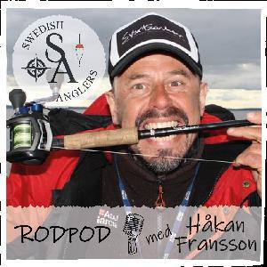 Swedish Anglers RodPod Avsnitt 5 med Håkan Fransson