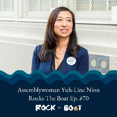 70 | New York Assembly Member Yuh-Line Niou (with Model Majority Pod)