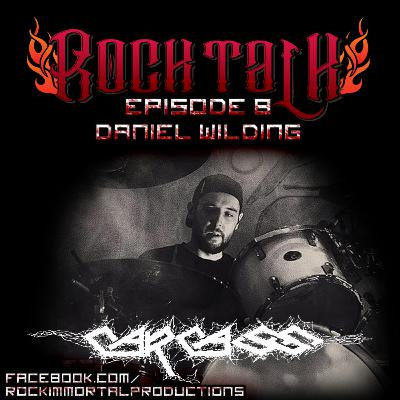Rock Talk Episode 8: Dan Wilding - Carcass