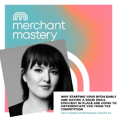 Why Starting Your BFCM Early And Having A Solid Email Strategy In Place Are Going To Differentiate You From The Competition