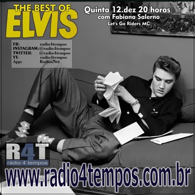 Rádio 4 Tempos - The Best of Elvis 94:Rádio 4 Tempos
