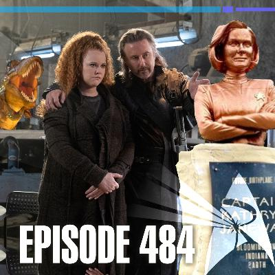 484 - Monuments, Partisans, and the Year of Klingon | Priority One: A Roddenberry Star Trek Podcast