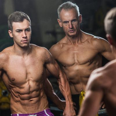 12 - Dan Wynes - Top motivational Personal Trainer, Fitness Model Champion - plus American Football, and bringing fitness to India!