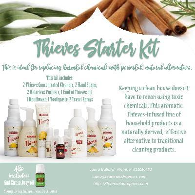Essential Oils 102: Thieves -Take 2
