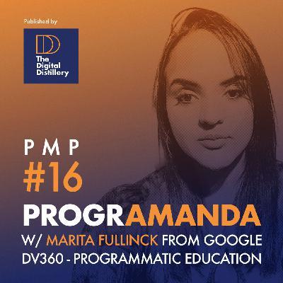 PMP#16 w/ Marita Fullinck - Programmatic Education (ENG)