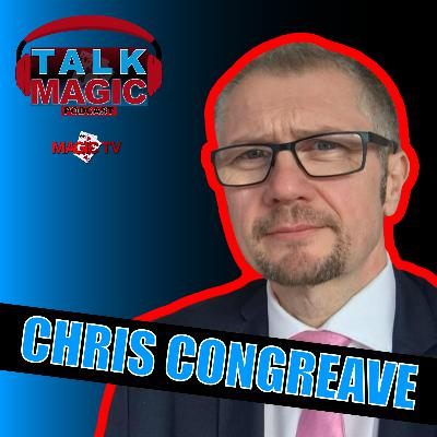 18: Chris Congreave | Talk Magic With Craig Petty