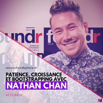 BONUS #2 🇦🇺: Patience, croissance et bootstrapping, avec Nathan Chan (Foundr)