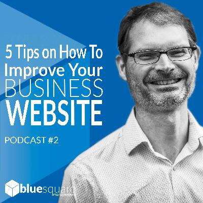 5 Ways To Improve Your Business Website