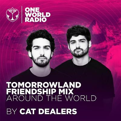 Tomorrowland Friendship Mix  - Cat Dealers