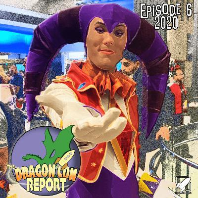 The 2020 Dragon Con Report Episode 6