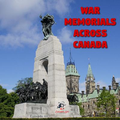 War Memorials Across Canada