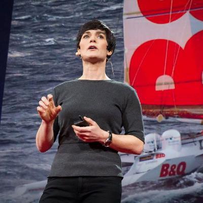 Удивительная вещь, которую я узнала в одиночном плавании вокруг света (Эллен МакАртур)