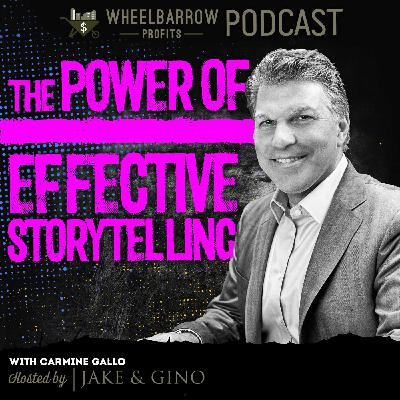 WBP - The Power of Effective Storytelling with Carmine Gallo