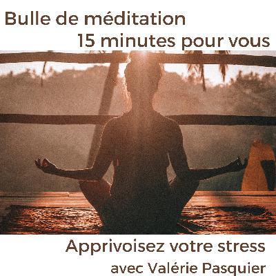 Apprivoiser son Stress® - Bulle de méditation guidée #2 Prendre Conscience de son Corps