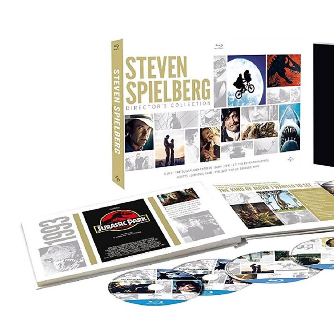 Steven Spielberg نقد و بررسی بهترین فیلمهای استیون اسپیلبرگ