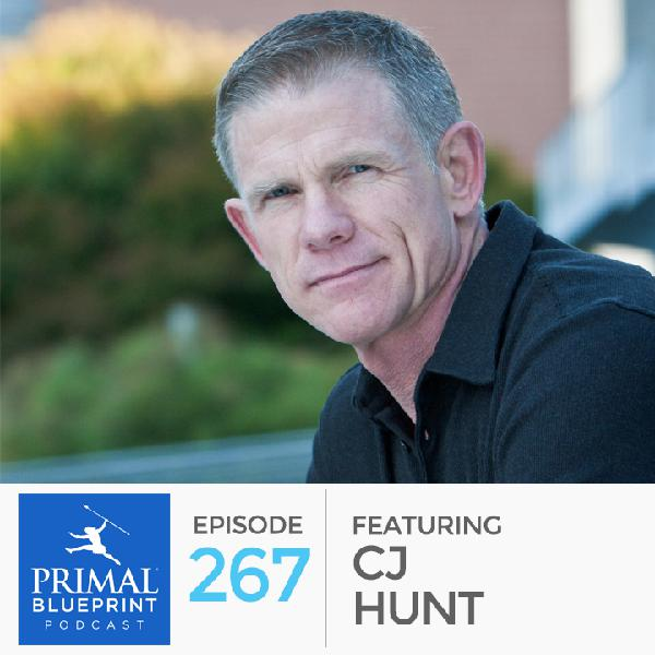 Primal blueprint podcast elle russ chats with cj hunt the writer producer and host of the break out film and first paleo documentary the perfect human diet and author of the malvernweather Gallery