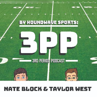 3PP #9: IT'S PLAYOFF SEASON! Guys discuss Ravens vs. Titans game | Can the Ravens stop Derrick Henry