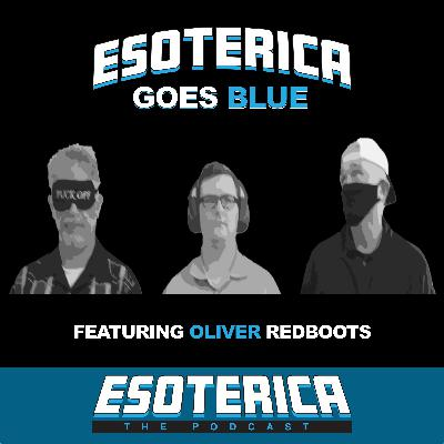 Esoterica Goes Blue
