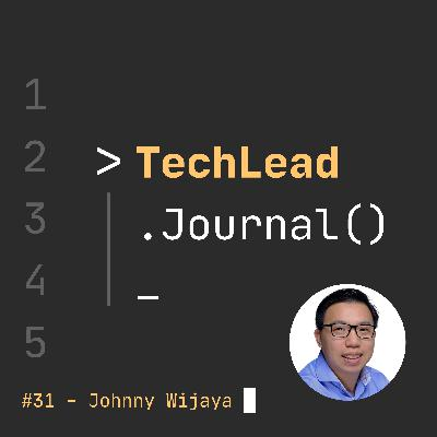 #31 - Sustainable Digital Innovation at BNY Mellon - Johnny Wijaya