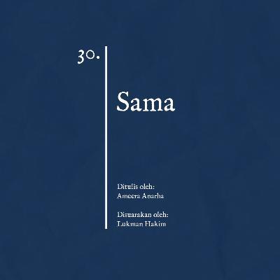 30. Sama