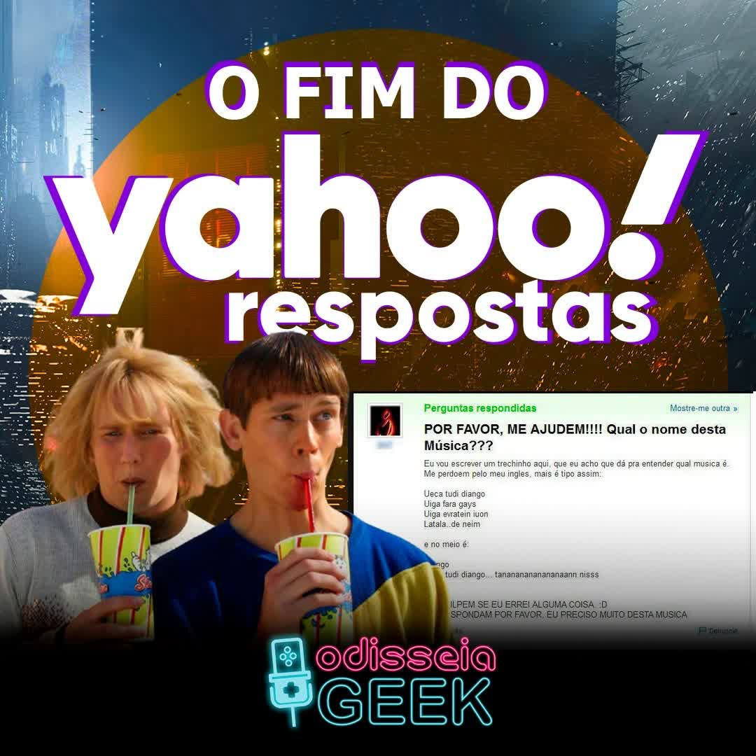 #39 O Fim do Yahoo Respostas