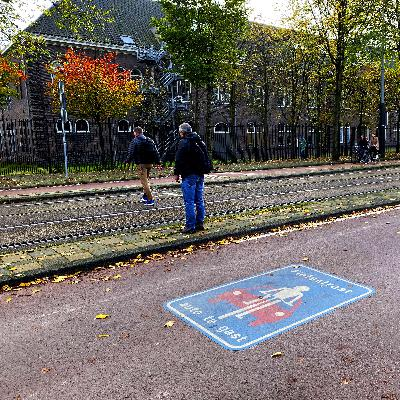 Talking Fietsstraats or Bicycle Streets w/ Matt Pinder & Justin Jones