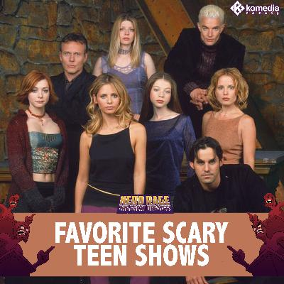 Growing Up is Scary: The Supernatural Teen Show Debate
