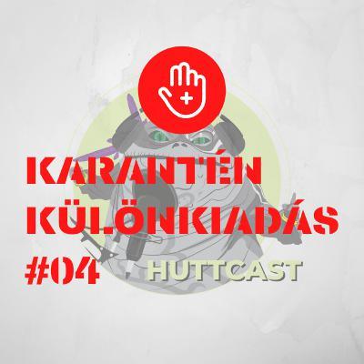 Karantén Különkiadás #04 – Lesz-e Celebration és Budapest Comic Con? Mi várható május 4-én?