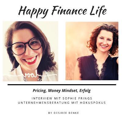 7-stellig mit Energiearbeit, Mindsetcoaching und aligned Pricing / Interview mit Sophie Frings