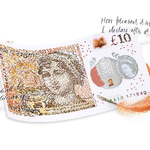 The New Tenner: Who is Jane Austen?