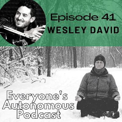 Episode 41: Wesley David