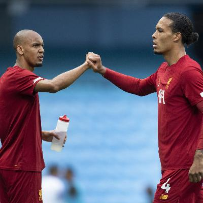 Analysing Anfield: How to replace Virgil van Dijk, Liverpool's 'ultimate safety net' | Fabinho, Matip, Upamecano