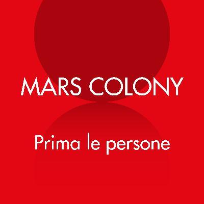 Mars Colony: Prima le persone