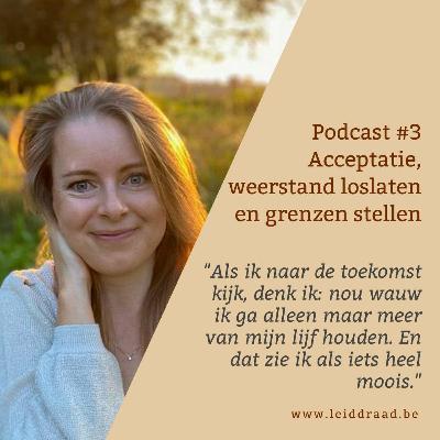 #3 Acceptatie, weerstand loslaten en grenzen stellen