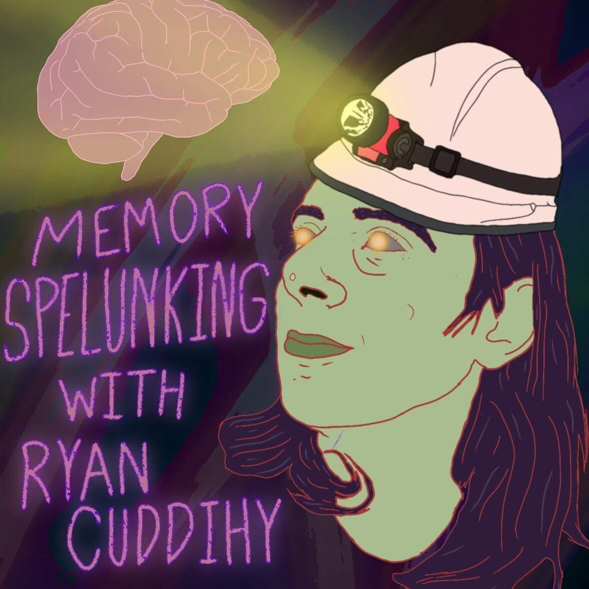 """""""James and the Little Peach"""" Memory Spelunking with Ryan Cuddihy"""