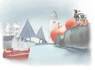 S01 E02   La Normandie secrète : la campagne à la mer