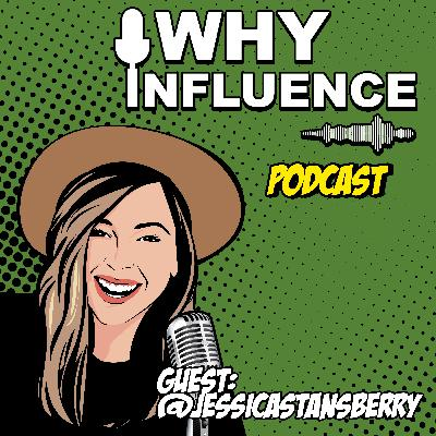 How Jessica Stansberry, a Marketing Strategist, reached over 5 million views on YouTube! | 072